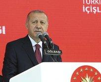 Başkan Erdoğan'dan anlamlı şiir
