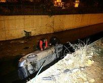 Adana'da şaşırtan görüntü: Üzerinde beklediler