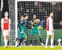 Tottenham 90+5'te final biletini kaptı