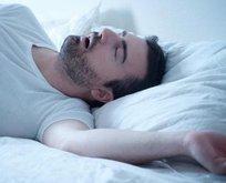 Uyku apnesi yorgun düşürür