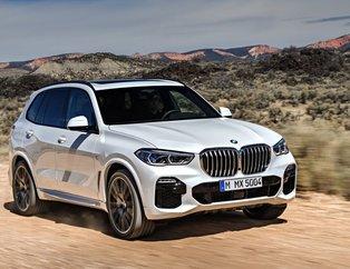 2019 BMW X5 tanıtıldı (Yeni BMW X5'in fotoğrafları)