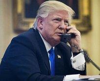 Trump'ın telefon görüşmeleri ortaya çıktı