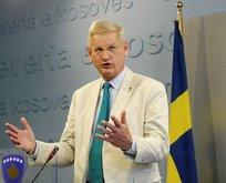 Eski İsveç Başbakanı Hollanda'ya tepki gösterdi