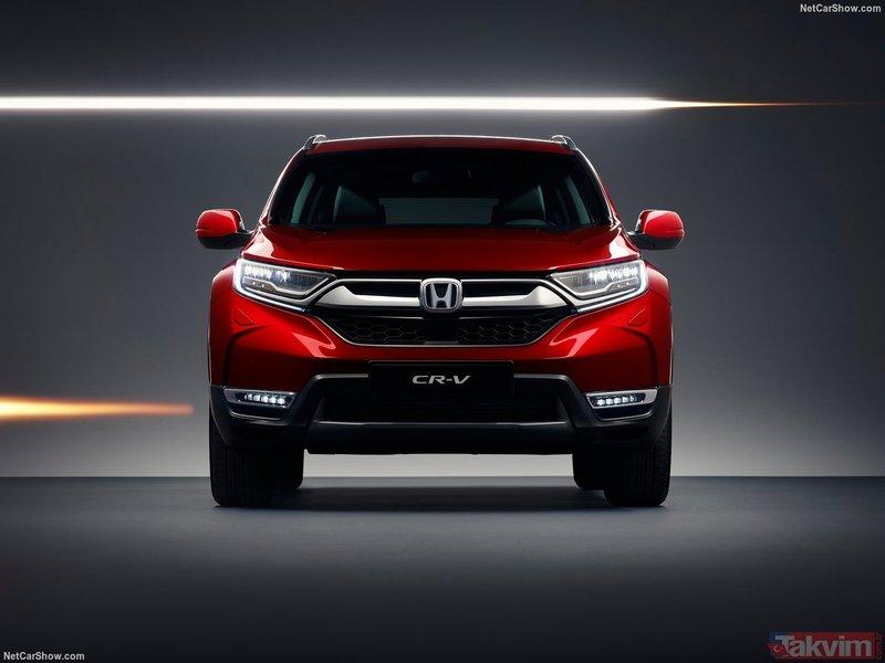 2019 Honda Cr V Türkiyede Satışa çıktı Işte 2019 Honda Cr Vnin