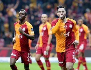 Aslan evinde kükredi! (MS: Galatasaray 6-0 MKE Ankaragücü)