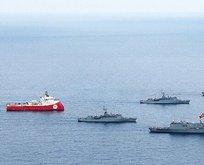 Hükümetten Doğu Akdeniz mesajı: Hiç kimse engelleyemez