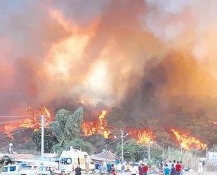 Antalya'da alarm