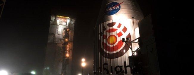 Mars'ın sırlarını çözecek InSight fırlatılıyor