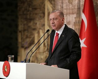 Erdoğan haritada gösterdi: 12 adet kurulacak