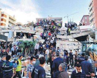 Geçmiş olsun Türkiye! İzmir 6.9 şiddetindeki depremle dehşeti yaşadı