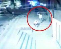 İstanbul'da dehşet veren olay! Kadının kafasına...