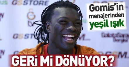 Gomis'in menajeri Patrick Mendy'den Fenerbahçeye yeşil ışık
