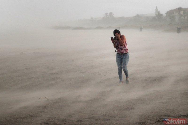 Dorian Kasırgası Bahamaları vurdu: 5 ölü