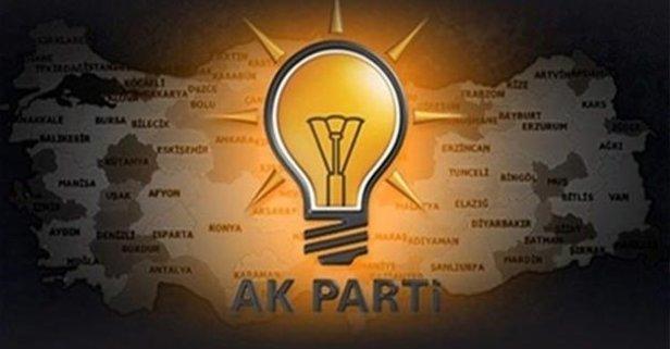 AK Parti'nin Denizli adayları belli oldu! İşte liste