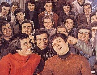 Yeşilçam'ın unutulmaz filmi Hababam'ın Bozum Cahit'ine bakın! Tam 45 yıl sonra yeniden yan yanalar!