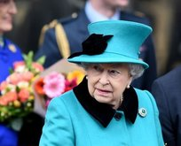 Kraliçe Elizabeth'in pes dedirten huyu!