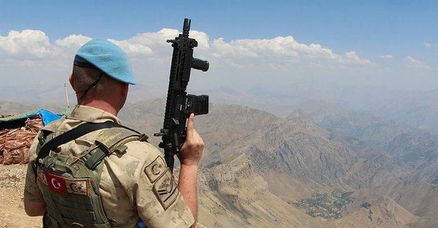Van'da PKK'ya bir darbe daha!