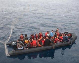 Çanakkale'de 25 kaçak göçmen yakalandı!