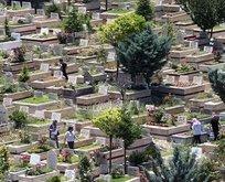 O ilde mezarlık ziyaretlerine kısıtlama