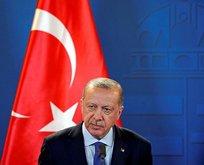Cumhurbaşkanı Erdoğan Macaristanda açıklama yaptı