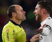 Ramos'un kurnazlığı Madrid'i yaktı!