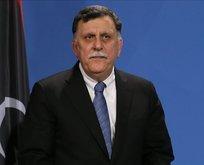 Libya Başbakanı Serrac istifa kararından vazgeçti!