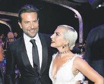 Aşklarını 'Gaga'ladı!