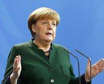 Merkel sonunda itiraf etti