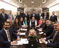 Başkan Erdoğan'dan Jeffrey'in 'şehidimiz' ifadesine cevap