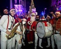 Lübnan'da Noel ağacı...