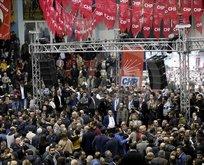 CHP demokrasiden de sınıfta kaldı!