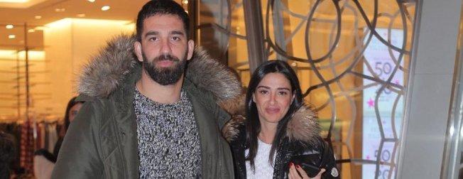 Medipol Başakşehir'in yıldızı Arda Turan'ın oğlu Hamza Arda'ya lüks hediye!