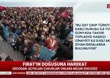 Başkan Erdoğan'a Denizli vatandaşından sevgi seli