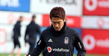 Kagawa'lı Beşiktaş'ta tek hedef galibiyet