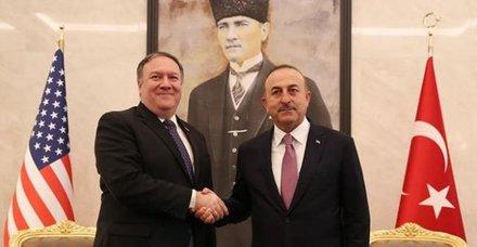 Son dakika... Türkiye ile ABD arasında kritik görüşme