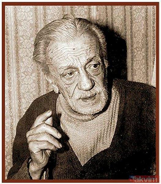 Şiirleri, eserleri, edebiyata adanmış hayatıyla Necip Fazıl Kısakürek... (Necip Fazıl Kısakürek kimdir?)