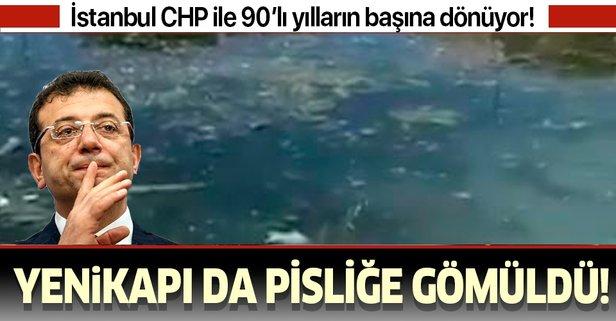 İstanbul CHP ile 90'lı yılların başına geri dönüyor! Şimdi de Yenikapı...
