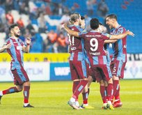 Trabzon'un gözü üçüncülükte