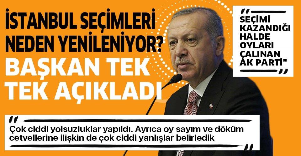 Son dakika... Başkan Erdoğan'dan AK Parti Genel Merkezi'ndeki iftarın ardından önemli açıklamalar
