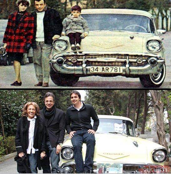 Bir Zamanlar Çukurova'nın Fekeli'si Kerem Alışık'ın yıllar içindeki değişimi görenleri şaşırttı!