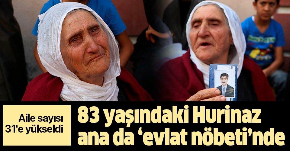 'Evlat nöbeti'nde 12. gün! HDP önünde eylem yapan aile sayısı 31'e yükseldi