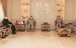 Türkiye ve Katar arasında kritik görüşme!