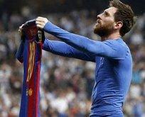 Messi, başka takımların formasını giyerse...