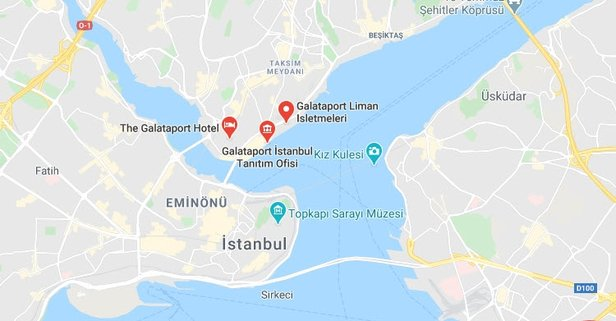 Survivor Galataport nerede, hangi ilçede? Galataport İstanbul'un neresinde?