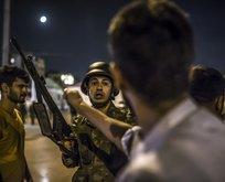15 Temmuz Taksim Meydanı işgal davası sürüyor