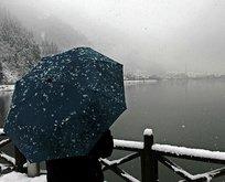 Meteorolojiden 5 ile kar yağışı uyarısı