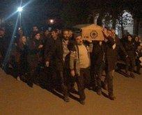 HDPli vekiller kırmızı listedeki teröristin cenazesinde!