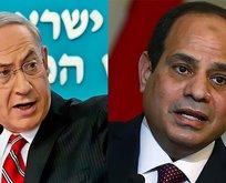 Sisi ile Netanyahu, şeytani anlaşmayı görüştü