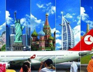 Türkiye'den pasaportsuz ve vizesiz gidilen ülkeler listesi 2019!