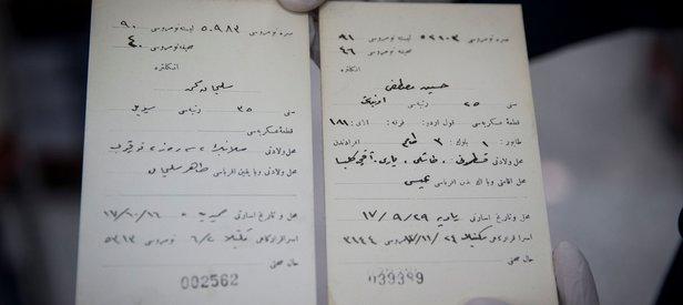 Esir Osmanlı askerlerinin mektupları ailelerine ulaştırılacak